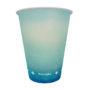 copo de papel azul turquesa 1