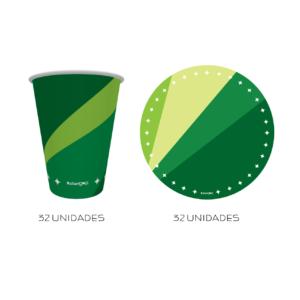 kit festa verde
